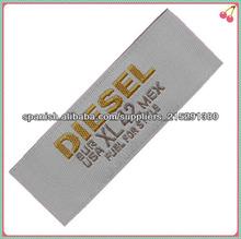 Etiquetas etiquetas de la marca de ropa de encargo / ropa