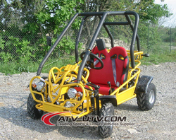 Kids Electric Go Kart Dune Buggy Two Seat