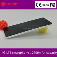 oem accept 4g lte smart phone supplier,5.0 inch big battery 4g lte mobile phone dual sim wifi in Europe