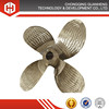 Stainless Steel Four Blade Propeller For Crane Ship