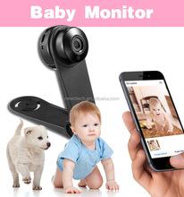 Mini IP camera for P2P home monitor wireless wifi hidden camera