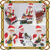 wholesale funny christmas santa claus for children ,christmas toys