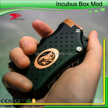 tank vape Dual 18650 batteries in parallel incubus mod in stock