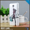 Custom tpu printed phone case for meizu mx4 phone case