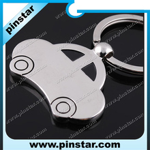 wholesale custom qibla direction car gifts items metal keychain/keyring/key holder with compass