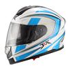 ECE2205 helmet/Full face motorbike helmet JX-FF005