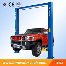 Two post launch car lift IT8235 with CE 5000kg capacity MOQ 1set