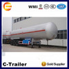 high quality Chinses trailer factory Chengda trailer lpg tank for sale