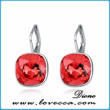 shining Style eardrop and Made Withe earrings jewelry nice price