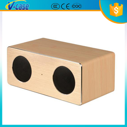 Newest stereo wireless bluetooth home surround sound 8 inch speaker with double magnet