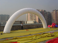 Hot selling inflatable balloon arch inflatable finish line arch inflatable entrance arch for sale
