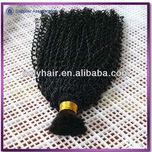 Wholesale Price Hot Selling Best Quality Afro Kinky Human Hair Bulk ,human hair bulk bulk buy from china