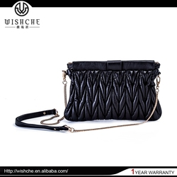 Wishche Hot Quality Side Ladies Fancy Bags From China For Girls W2147
