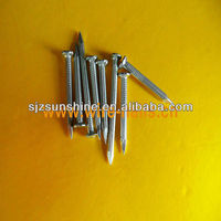 hardened steel concrete nails