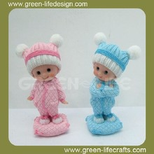 New product resin newborn baby souvenir