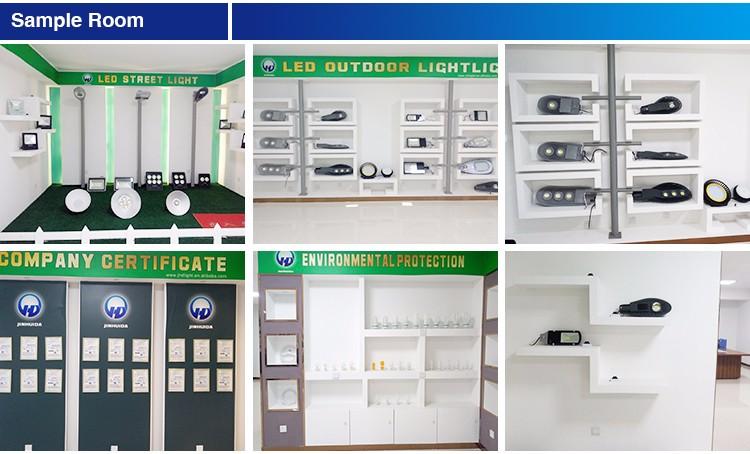 Fabricantes de Poupança de energia De Alumínio/PC 6000 k Levou Tubo T5