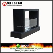 latest ethanol outdoor freestanding fireplace with many advantages