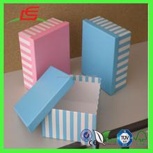 J092 Alibaba China Wholesale Lovely Handmade Paper Rectangle birthday gift box