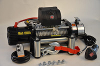 12v Wireless Electric Capstan Winch 12000Lbs for sale