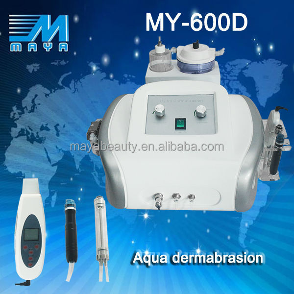 Guangzhou Factory SPA Hydro dermabrasion skin care beauty equipment MY-600D
