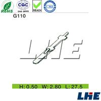 DJ612-2.8-1 2 pin tyco connector