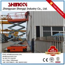 Ce Marked Movable Hydraulic Lifting Equipment