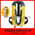 Chaleco salvavidas inflable automático, chaleco salvavidas al por mayor del rescate del agua