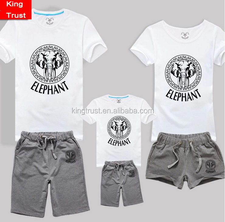 2014 latest new design t shirt fancy family wholesale for Design tee shirts cheap