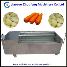 Carrot washing machine/potato cleaning machine