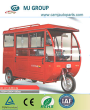 electric tricycle for adults 650W motor