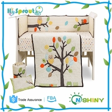 Super Soft and Comfortable Cotton Baby Bedding Sheet