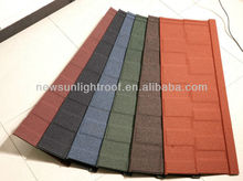 High quality asphalt shingles prices/1340*420mm roof tile made in china/Soncap Certificate roof shingle for house