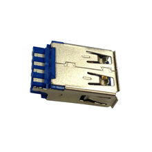 USB 3.0 Type-A Female Blue Housing Connector Ports Replacement Socket