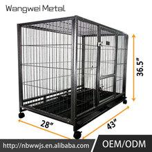 good reputation good quality dog cages aluminium