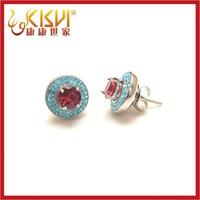 925 nepal earring silver jewelry wholesale