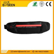 Bseen 2015 Newest led belt bag led Reflective phone belt runner waist packs for iphone 6