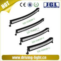 Aluuminum 4x4 led roof light bar, rigid light bar led best selling car accessory