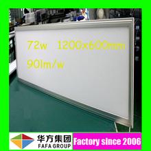 Shenzhen Factoy Top Selling 2015 1200x600 95lm Per Watt Led Panel Light Smd 2835 Led 2x4 Led Panel Light