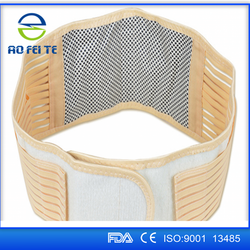 best seller breathable fish line cloth back pain relief belt for men & wome