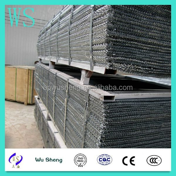 Diamond Metal Lath For Construction Expanded Metal Lath