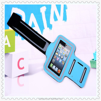 GYM Workout Sport ArmBand Case Cover For iPhone 4 4G 4S 3G 3GS 5 5G 5S for iPod Touch 4 Arm Band Case