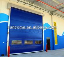 Premium Stainless steel High Speed Rolling Shutter door