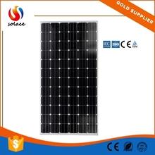 independent 300 watt monocrystalline solar panels