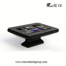 interactive mutil touch screen interactive touch foil tea/coffee table
