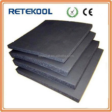 SBR rubber sheet foam and foam rubber insulation sheet