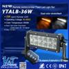 New product!mini quad atv parts 36W led lights driving off road spot led truck lights