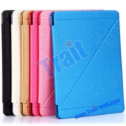 Leather flip Case for iPad Air 2, Flip cover Case for iPad 6, Accept drop shipping , Paypal