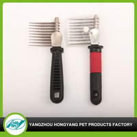 Practical and factory supply pet stainless steel hair clipper