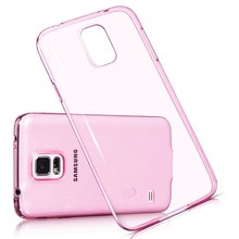 for Samsung Galaxy S5 Ultra thin Silicone Gel TPU Phone Case