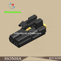 Auto 2way electrical waterproof plug female and male harness connector 1502501 auto adapter power cable wire connector